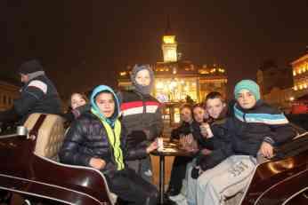 """Deca iz Gračanice posetila """"Novosadski Winter Fest""""!"""