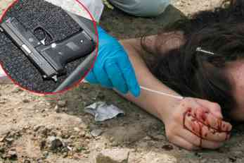 Devojčica koju je pogodio metak, živela sa arsenalom oružja: Pištolj ukraden?