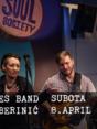 Di Luna Blues Band i Nataša Guberinić 08/04 at Soul Society