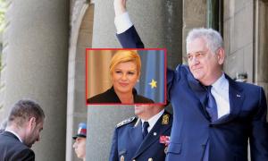 Diplomatski skandal pred inauguraciju? Kolinda: Nikolić je u Sarajevu rekao...; Nikolić: To nije istina!