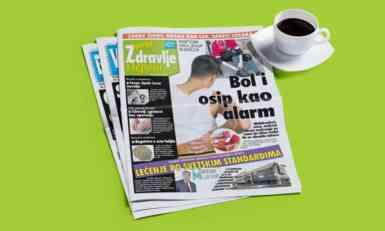 Dodatak u Vestima: Zdrav život, hrana kao lek, nega, saveti lekara