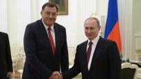 Dodikov povratak praznih ruku iz Moskve