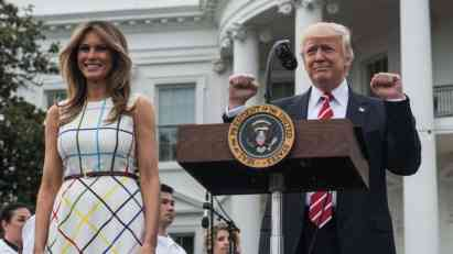 Donald Trump prekinuo tradiciju iftara u Bijeloj kući