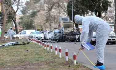 EKSPLOZIJA AUTOMOBILA U PODGORICI: Bomba nije nađena, ali jeste pištolj