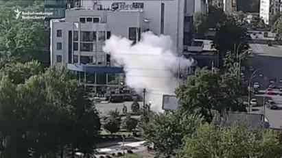Eksplozija automobila bombe u Kijevu