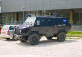 Eksplozija u Prištini, u dvorištu RTK-a