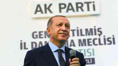 Erdogan: Turci u Nemačkoj treba da ošamare vladajuću koaliciju