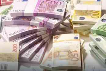 Evro sutra 123,95 dinara, NBS prodala 15 miliona evra