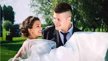 FOTO-ALBUM SA NJEGOVOG VENČANJA OSTAVIĆE VAS BEZ DAHA: Ovako je bilo na svadbi Pinkove zvezde (FOTO+VIDEO)