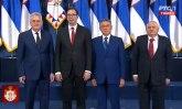 Lilić, Milutinović, Nikolić, Vučić, bez Tadića i Koštunice
