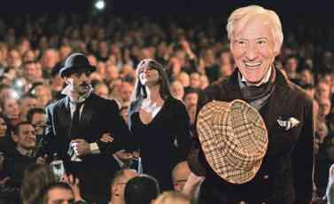 (FOTO) OTVOREN FEST: Ljubiši Samardžiću poželeli da pobedi