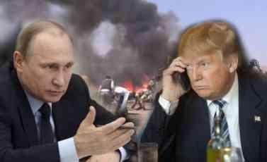 OPŠTA FRKA U AMERICI: Tramp hoće s Rusima protiv džihadista, Pentagon se protivi