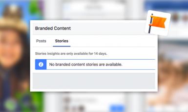 Fejsbuk uvodi priču za brendove
