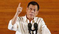 Filipinski predsednik traži uvođenje smrtne kazne za slučaj da Bog ne postoji
