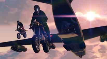 GTA 5 - Misterija planine Chiliad rešena?