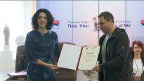 Godišnje nagrade LAF-a za borbu protiv  korupcije