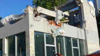 Grad Beograd: U kojoj fazi je uklanjanje bespravnog objekta u Studentskoj?