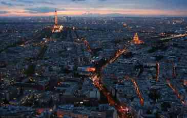 Grad Pariz otkazao usluge Lafargeu zbog podrške izgradnji meksičkog zida