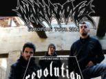 Grčki metal bend u Black stage-u, podrška iz Niša i Vranja