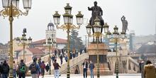 Gruevski pozvao Makedonce da brane državu