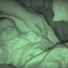 HTELI SU DA PROVERE DA LI IM SINČIĆ SPAVA: Ono što su zatekli u sobi ostavilo ih je BEZ TEKSTA! (VIDEO)