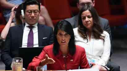 Hejli: Napreduje priprema novih sankcija Severnoj Koreji