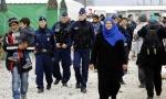 Hrvatska policija tera migrante natrag u Srbiju, primenjuje i silu!