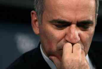 Hrvatski mediji: Kasparov se vratio kao Hrvat