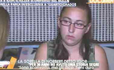 ISPOVEST SESTRE IGORA VACLAVIĆA: Nisam znala da mi brata jure zbog ubistava