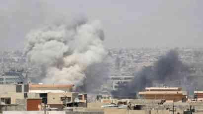 Iračke trupe prodiru dublje u Mosul