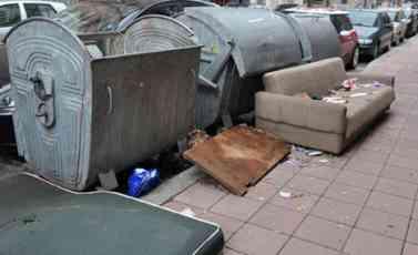 KABASTI OTPAD ĆE DA PRIČEKA: Gradska čistoća odlaže čišćenje zbog izbora