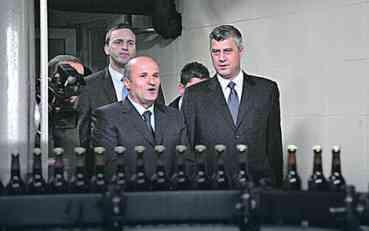 KOSOVSKI KONSILJERE Ovaj čovek spaja albansku mafiju sa ISLAMSKIM TERORISTIMA