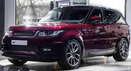 Kahn Range Rover Sport 3.0 SDV6 Diesel HSE LE Edition