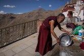 Kako izgleda jedan običan dan tibetanskih monaha