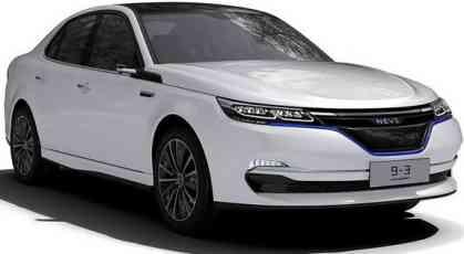 Kako izgleda prepakovani kineski Saab na struju
