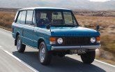Kako se menjao Range Rover tokom pola veka / VIDEO