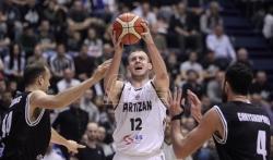 Košarkaši Partizana eliminisani iz FIBA Lige šampiona