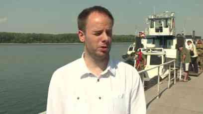 Kovačević: Cilj  je da do 2020. godine brodovi budu izvučeni iz korita reke