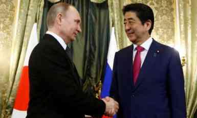 Krajnje čudna situacija: Vreme je da Japan i Rusija reše spor oko Kurila