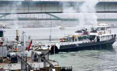 LED VIŠE NIJE SMETNJA: Ukinuta obustava plovidbe na Dunavu od Bezdana do Beograda