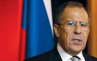 Lavrov: Snage kosovskih Albanaca ne treba da budu prisutne na severu Kosova