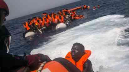 Libijska obalska straža spasila 278 migranata