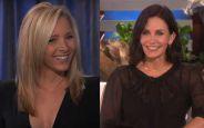 Lisa Kudrou i Kortni Koks razvalile u kvizu o seriji Prijatelji! VIDEO