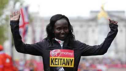 Londonski maraton: Kejtani postavila svetski rekord