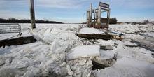 Ledolomci sporo napreduju zbog gomilanja leda