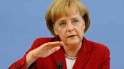 Merkelova: Nećemo automatski stati na stranu SAD u slučaju rata sa Severnom Korejom