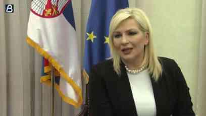 Mihajlović: Do sada popisano 650.000 objekata, a legalizovano 50.000