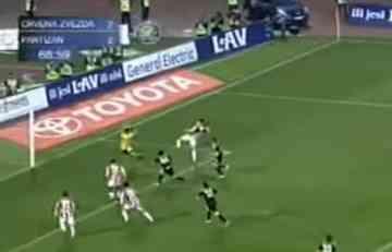Milijaš posle 9 godina otkrio šta mu je rekao sudija koji je poništio njegov gol protiv Partizana (VIDEO)