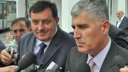 Može li Čović uz pomoć Dodika dobiti treći entitet?