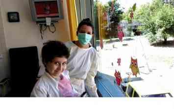 Moze li nesto da bude lakse za Teodoru Jos jedna hemioterapija novac prikupljen ali nedostupan (FOTO)
